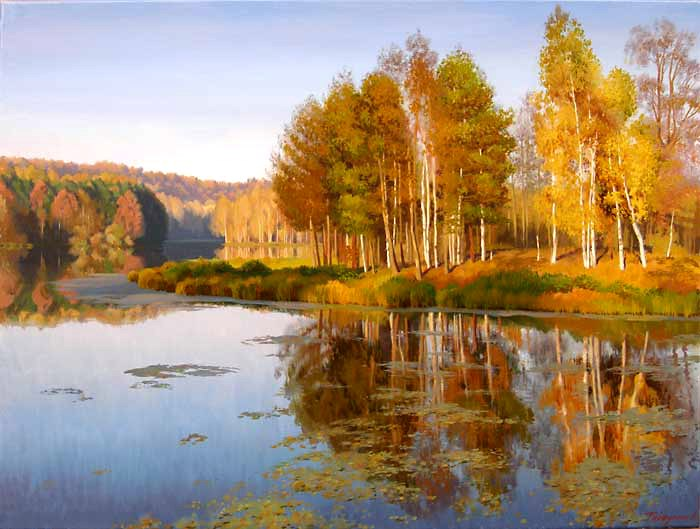 пейзажи Айрат Гайфуллин – 07