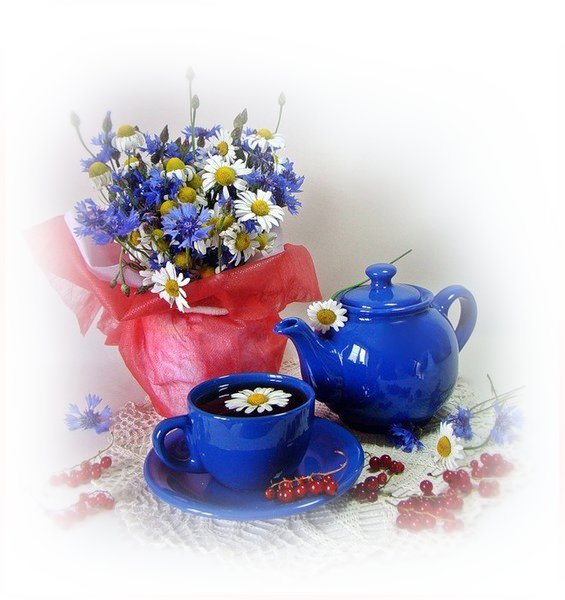 Чайные секреты или пьем чай правильно!