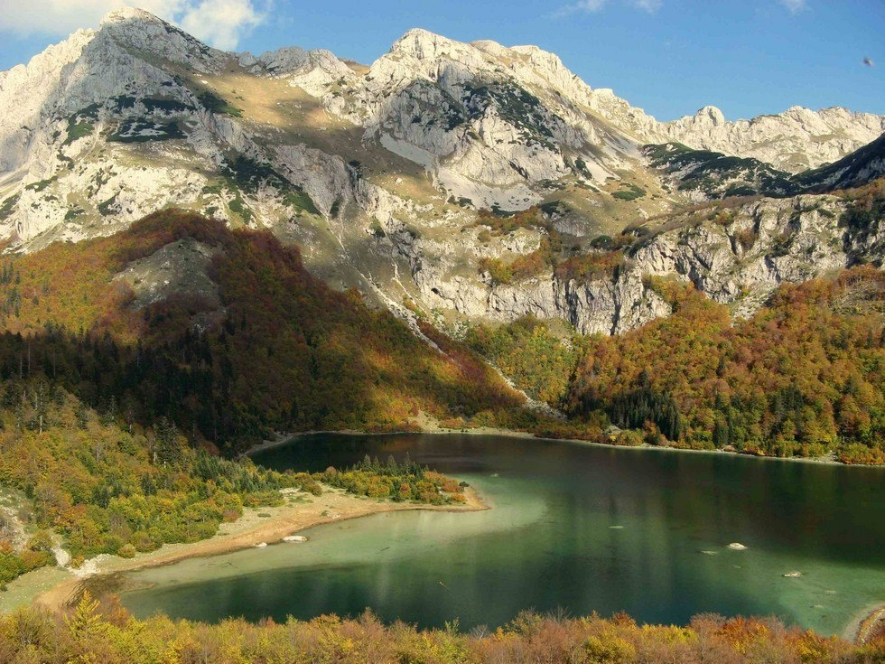 Трновацкое озеро: «сердце» Динарского нагорья (Черногория)