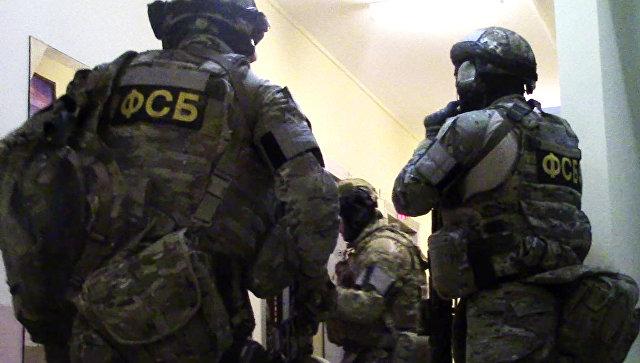ФСБ предотвратила теракты в Москве и Московской области на 1 сентября