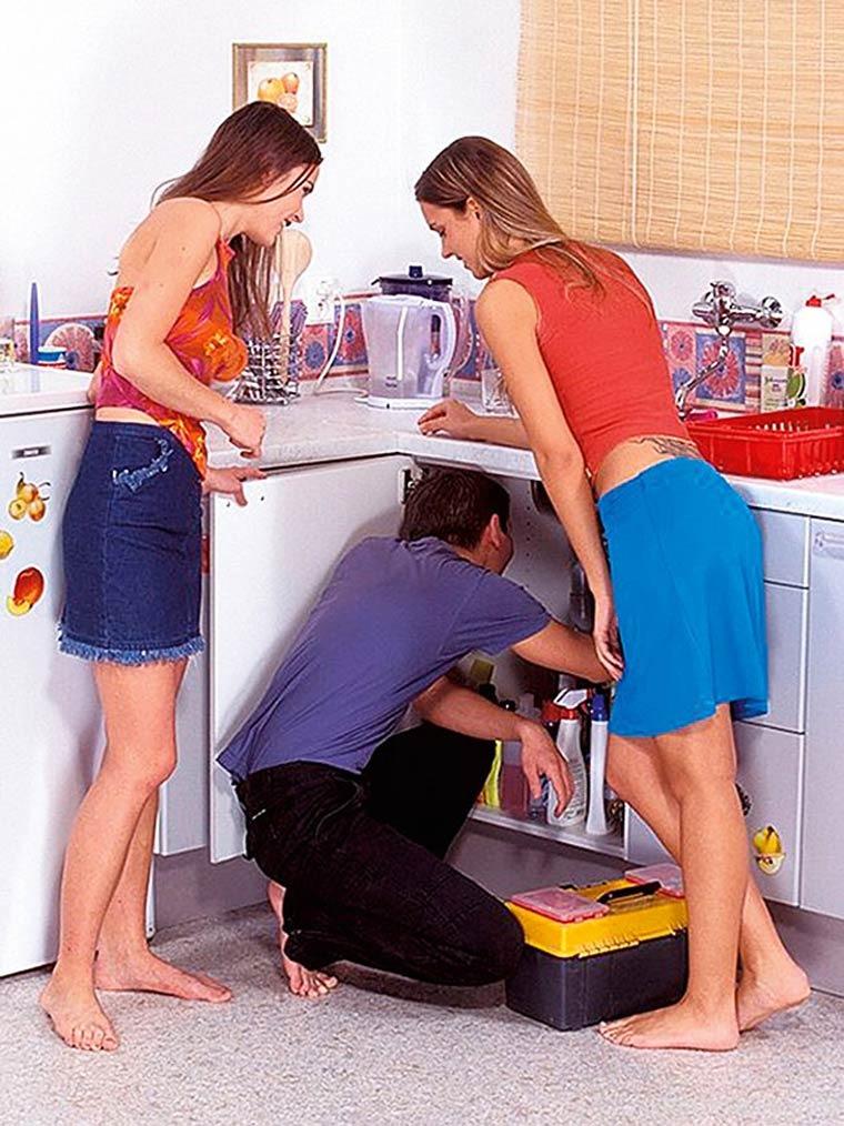 Сколько получает хороший сантехник?