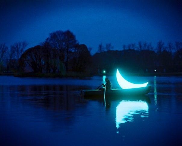 Новолуние .Луна будет  в созвездие Рака