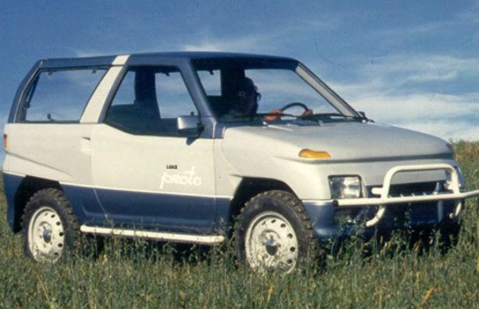Удивительные автомобили СССР, которые никто никогда не видел