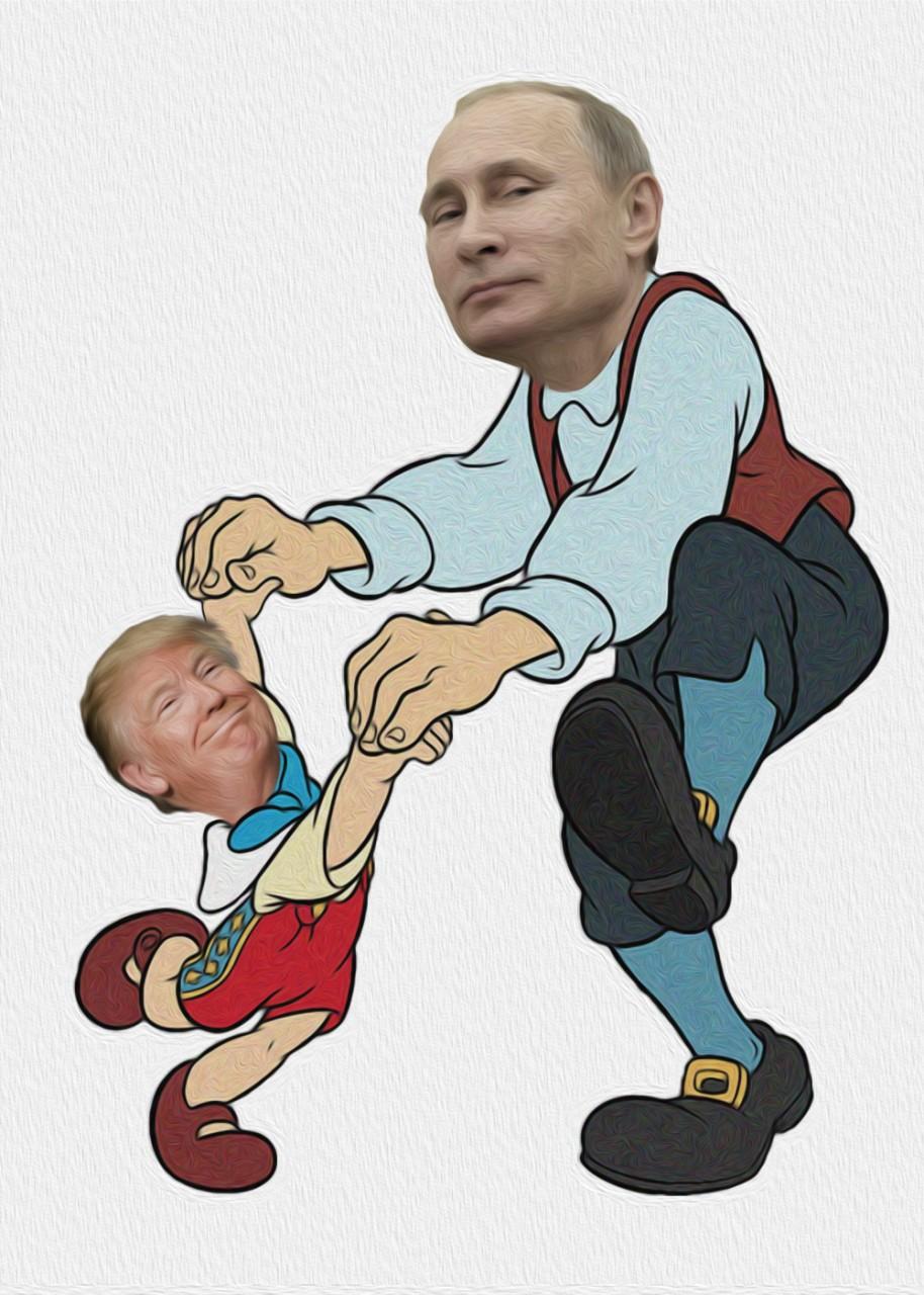 """""""Станцуйте танго"""", только без последствий: финны в открытом письме попросили Путина и Трампа не делить мир между собой"""