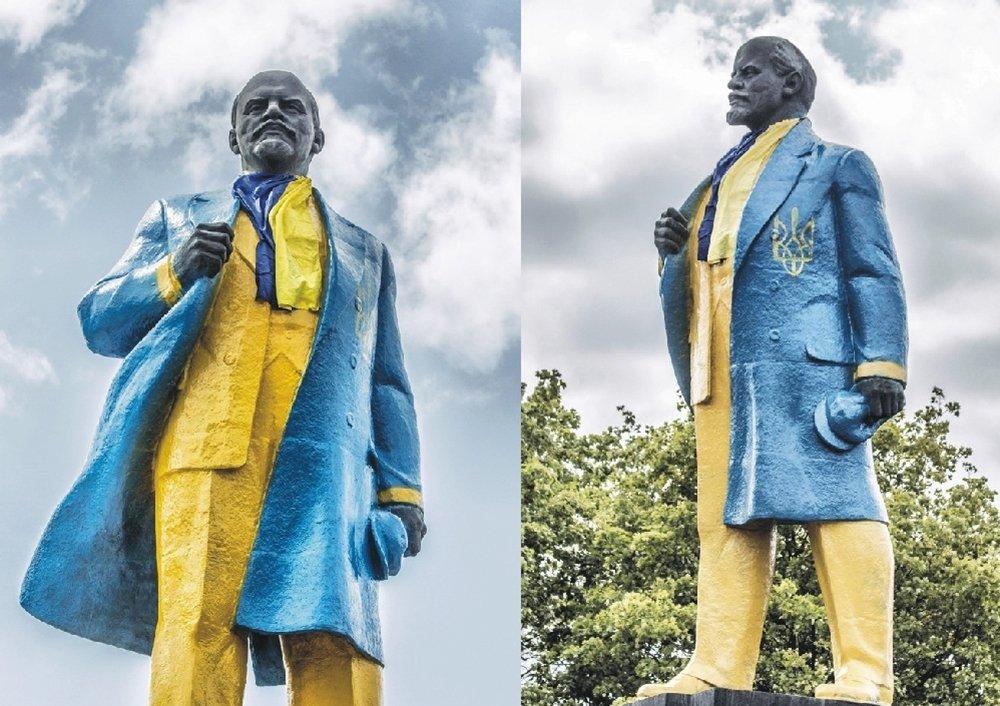 В Москве от души похохатали над патриотами: у великих укров даже Ленин - щирый украинец