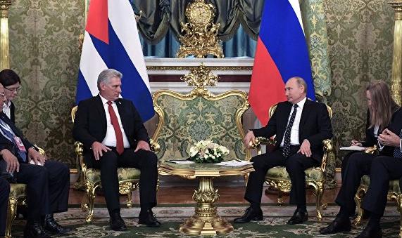 Западные СМИ: США не ожидали такой скорой встречи лидеров России и Кубы