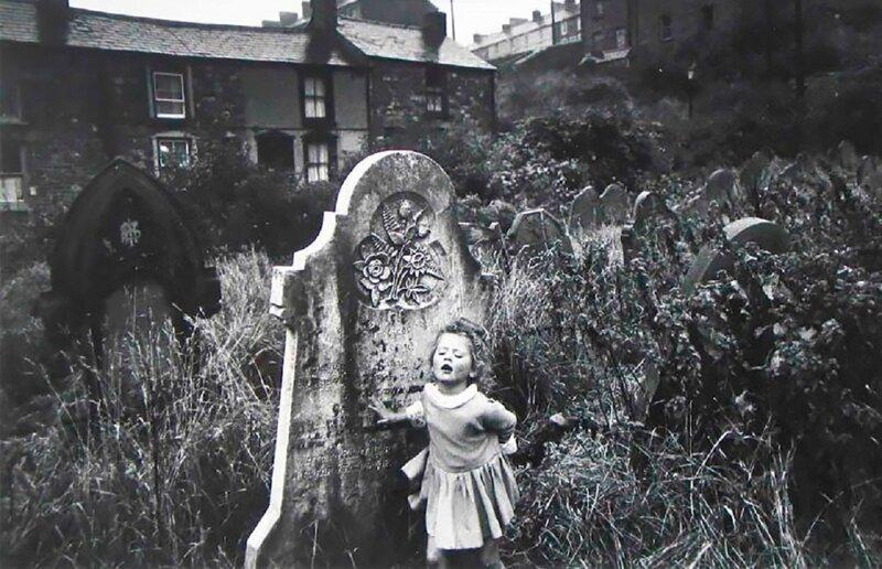 Британия 1960-х в объективе легендарного Брюса Дэвидсона