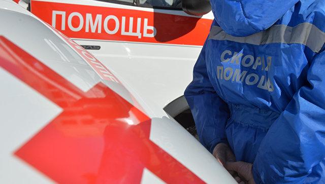В Екатеринбурге обстреляли машину скорой помощи