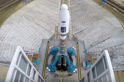 Ракета-носитель «Союз» стартовала с космодрома Восточный(видео)