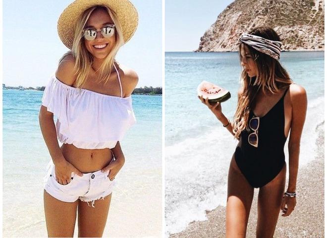 Пляжная мода 2018: главные тенденции лета