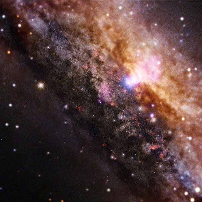 Лучшие снимки телескопа Чандра. Наука, Космос, Чандра Звезды, Сверхновая, Длиннопост