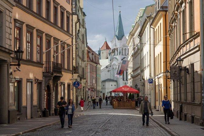 В Латвии предложили раздроби…
