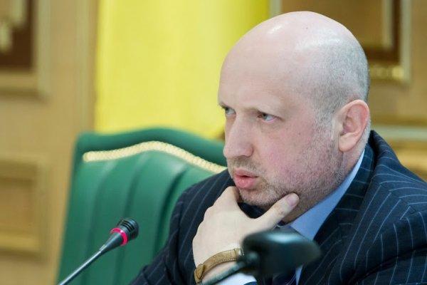 Турчинова поздравили с юбилейным обещанием ввода российских войск