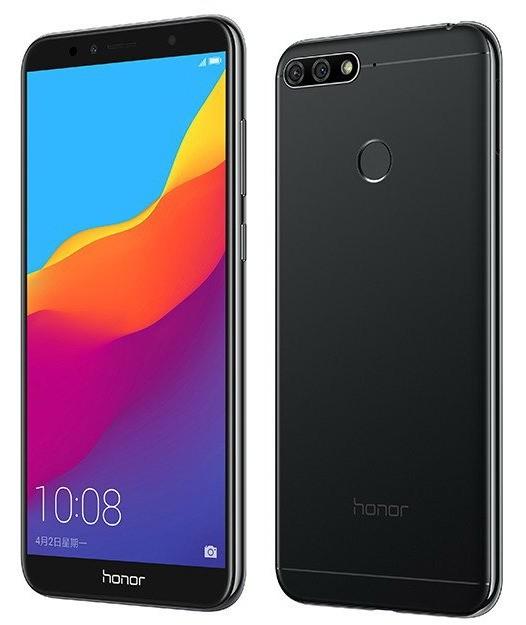 Анонс смартфона Huawei Honor 7A: множество функций всего за $125