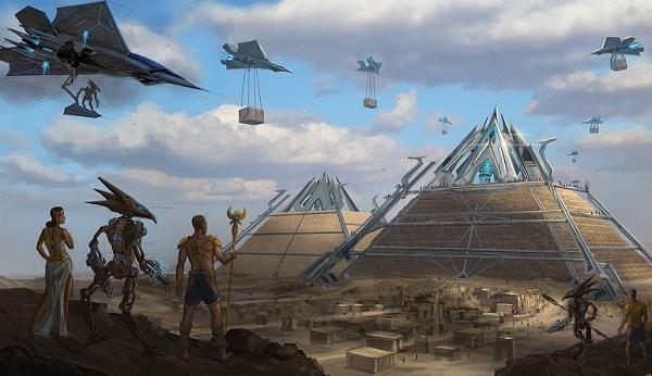 Тайны древнего человечества