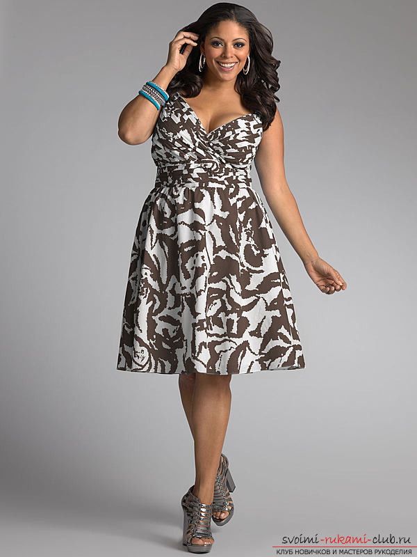 Красивые модели платьев для …
