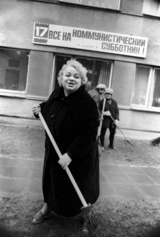 Советские киноиконы.