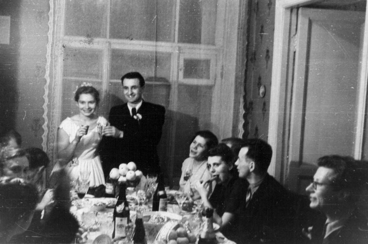 Ленинградские свадьбы:  с 1955  по  1989 гг