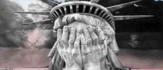 Америка на пороге какого-то грандиозного события: конвой ООН и массовая переброска тяжелой военной техники по всей стране.