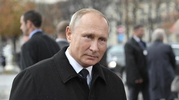 Путин против составления «че…