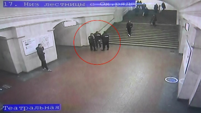 Предполагаемый наркоторговец задержан в московском метро