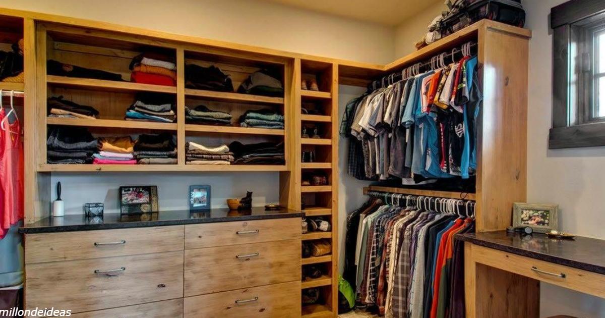 12 идей для шкафа, который вы можете соорудить сами