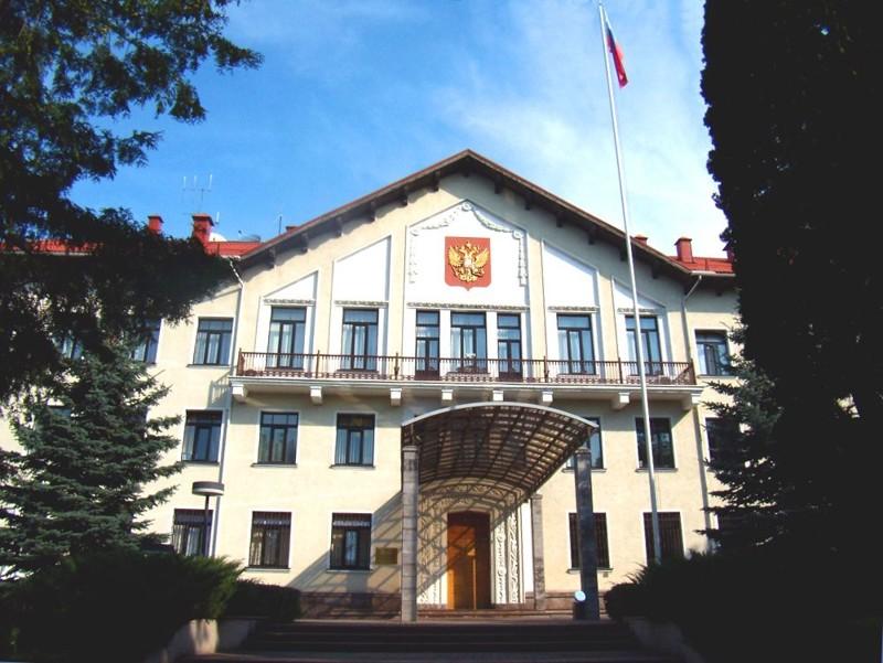 18. В Литве посольство, россия, фото, чиновники