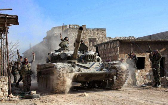 «Как заведённая машина»: танковая атака и артобстрел САА положили конец Ярмукскому котлу