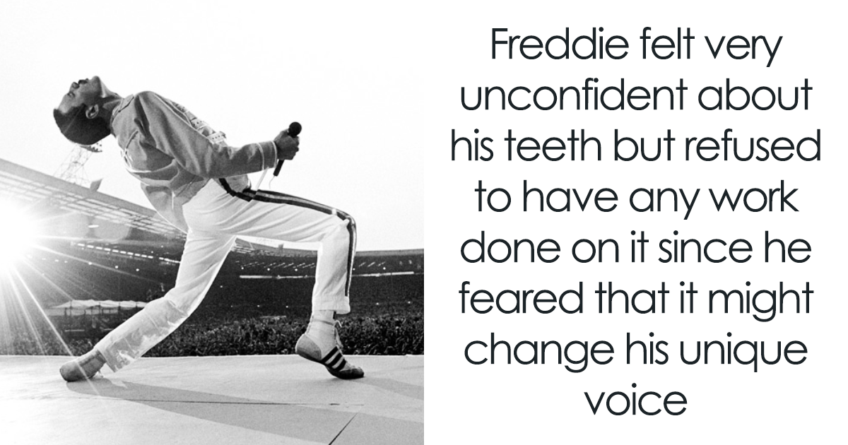 37 Surprising Things You Probably Don't Know About Freddie Mercury