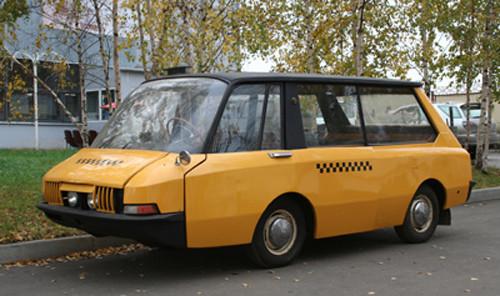 68. Таким могли быть наши такси  авто, история, ссср