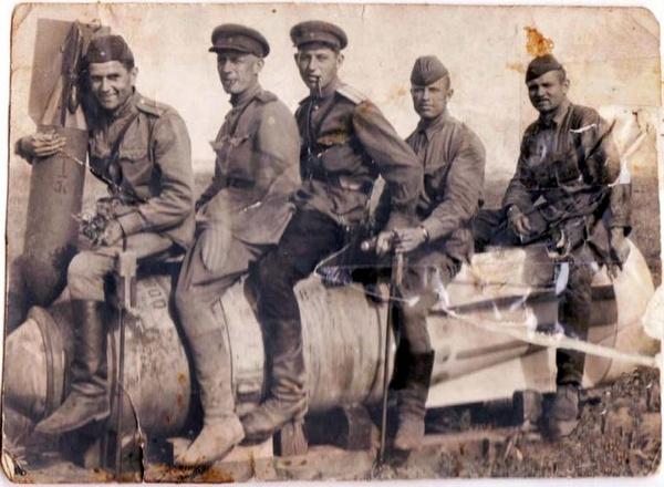 Как боец Василий получил свою первую медаль в начале войны