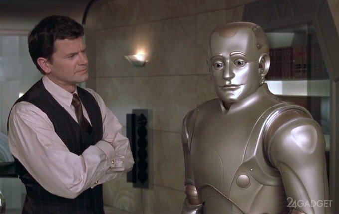 Роботы вытеснят мужчин из постели