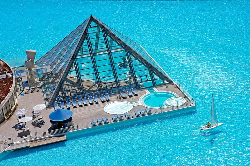 1097 Самый большой бассейн в мире
