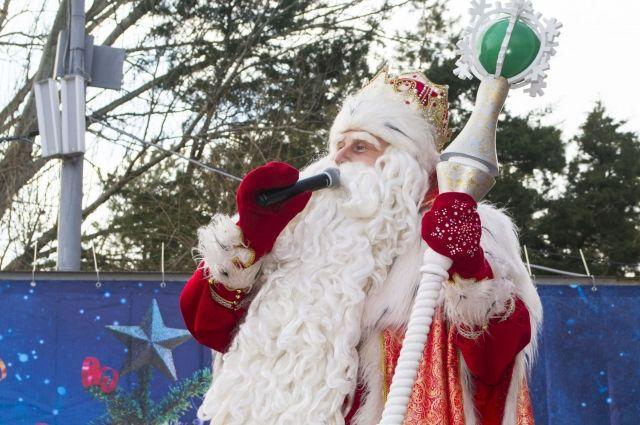 Дед Мороз считает Санта-Клауса и других зимних волшебников братьями