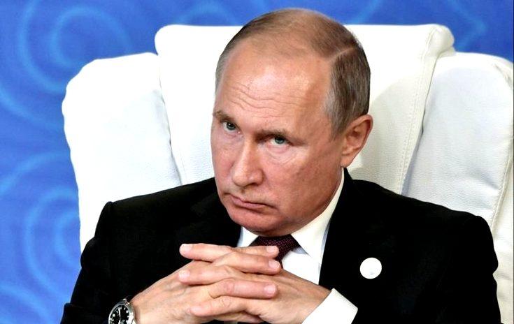 Путин предупредил Украину: Вы можете потерять «значительные территории»