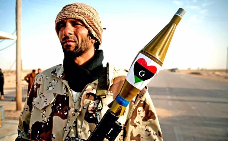 Ливия в ожидании российской армии