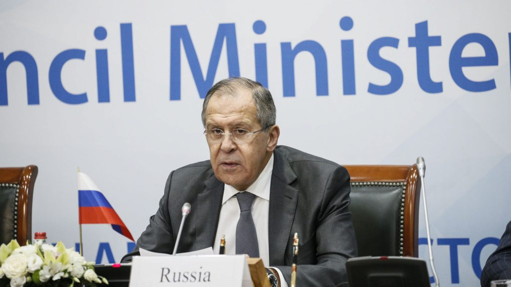 Лавров оспорил тезис Мэттиса о законности нахождения армии США в Сирии
