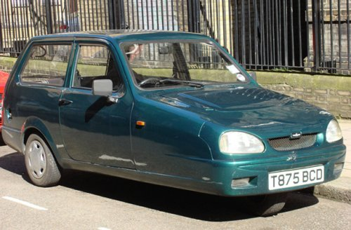 Интересные автомобили со странными качествами