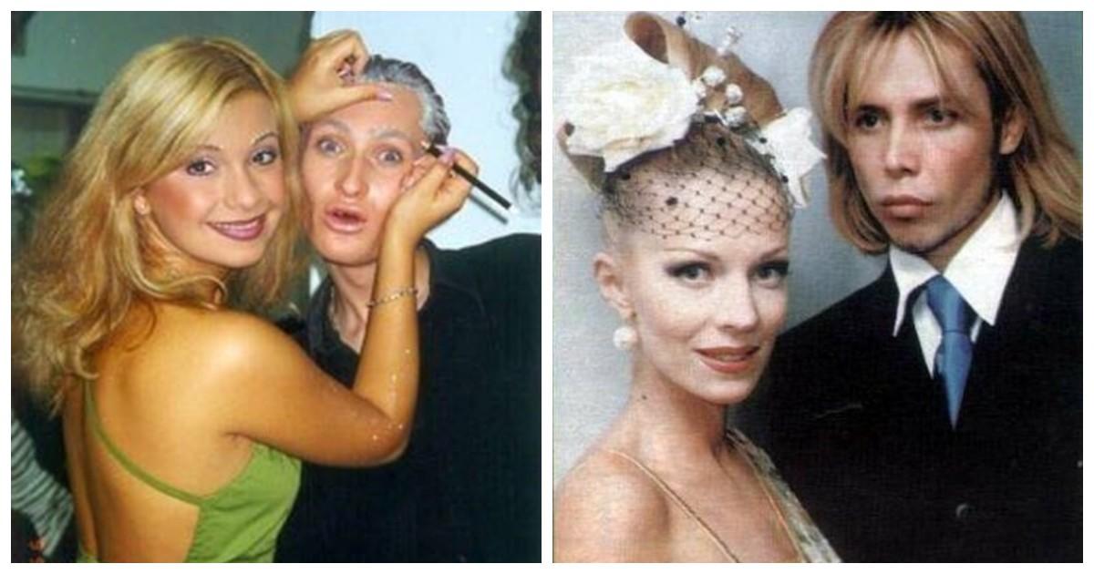 Вспоминаем какими были отечественные знаменитости в 90-х