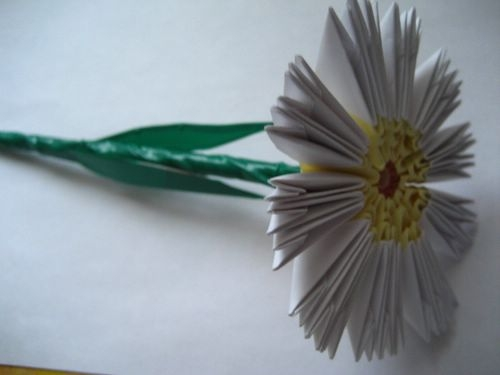 Сделай сам своими руками из модулей цветы
