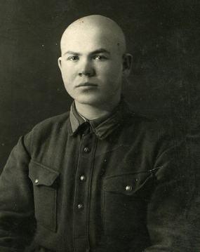 Климин Иона Иванович. Война