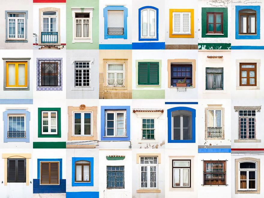 Албуфейра мир, окно, путешествие