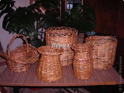 Мастер-класс Плетение: Мастер класс плетения из газеты для новичков Бумага газетная Отдых. Фото 19
