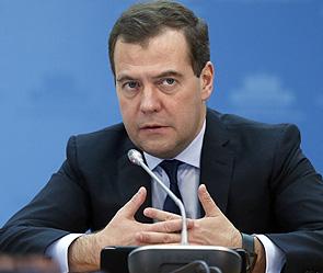Медведев о защите рынка от Украины и ЕС