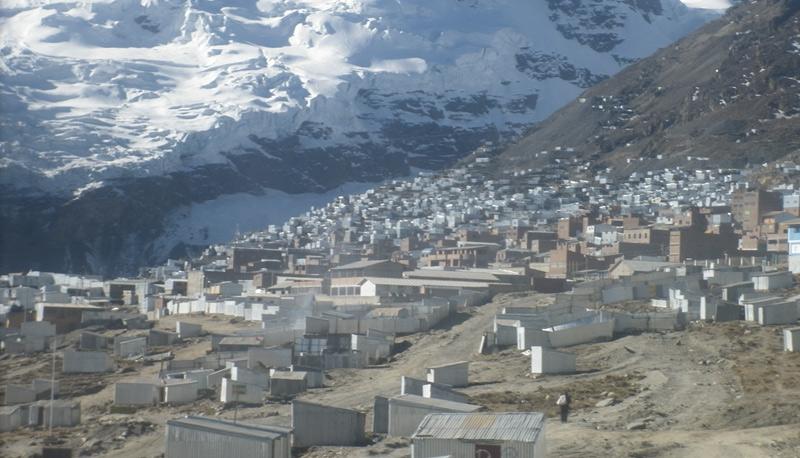 Самые экстремальные заселенные места Земли