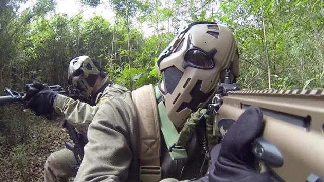 Армии используют шлем из «Звездных войн»