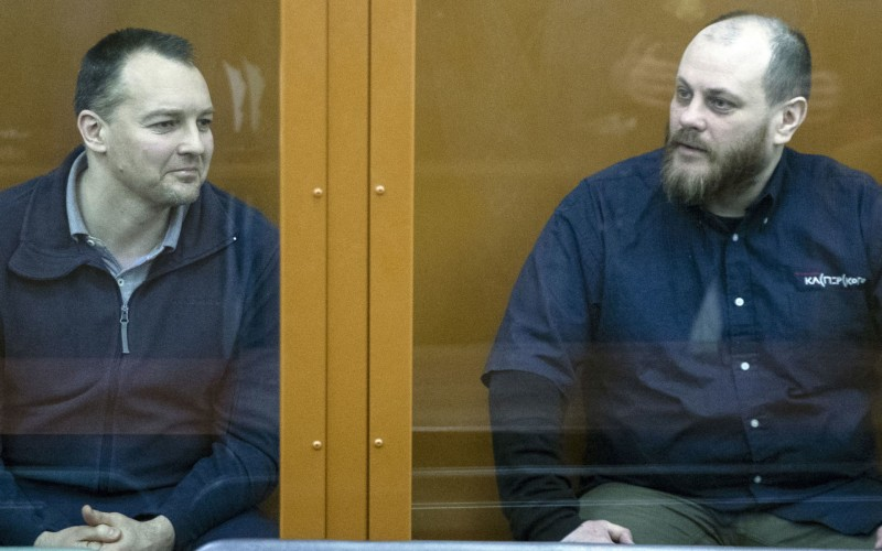 Полковника ФСБ Михайлова приговорили к 22 годам колонии