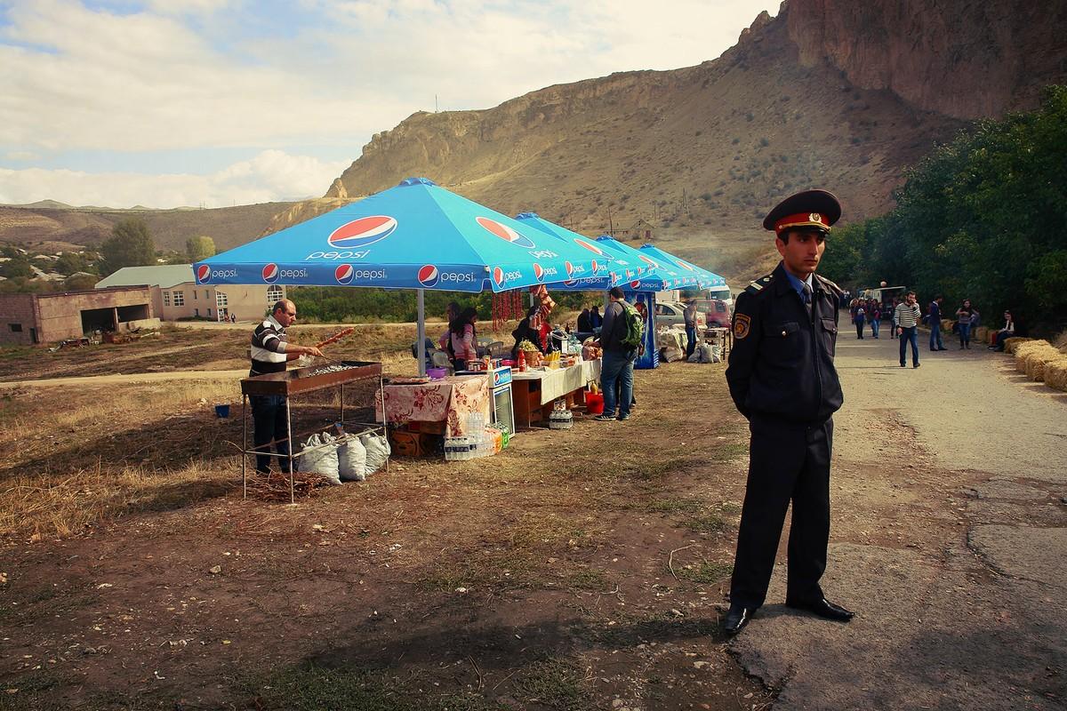 Areni06 Фестиваль вина в армянском Арени