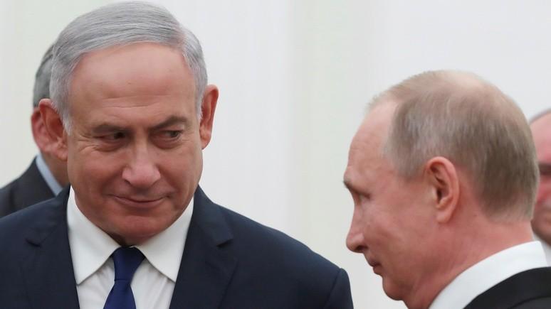 Израиль: Последние шаги России в Сирии раскрывают ее как врага