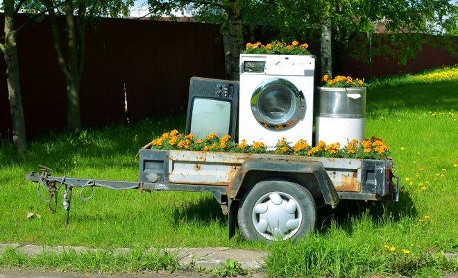 Не выбрасывайте! 20 вещей, которые можно повторно использовать на даче